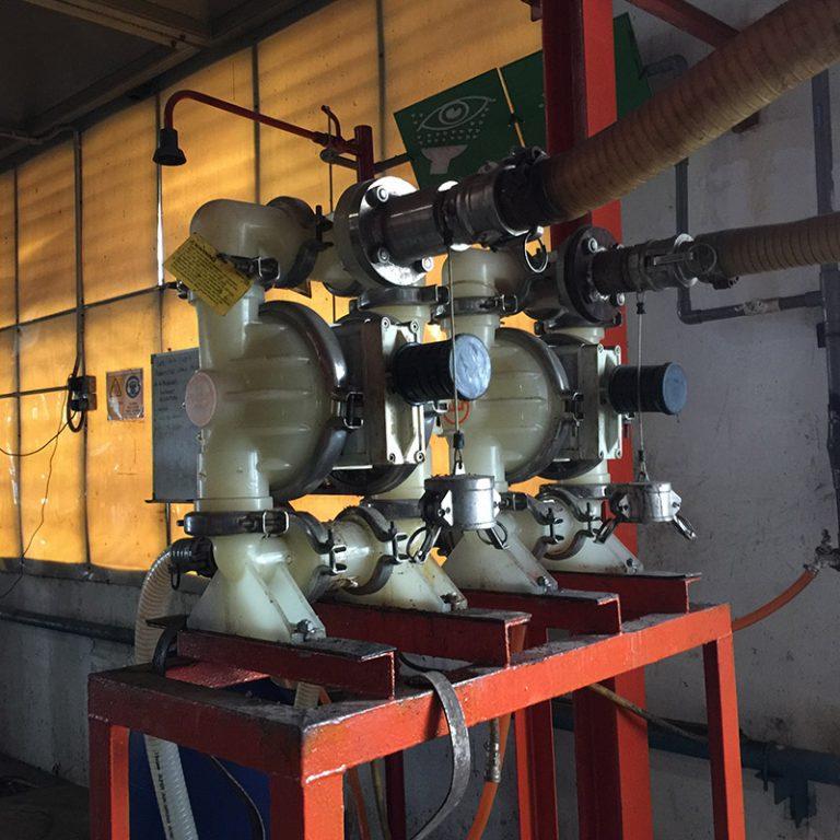 Teknik Alir Pump Spare Part